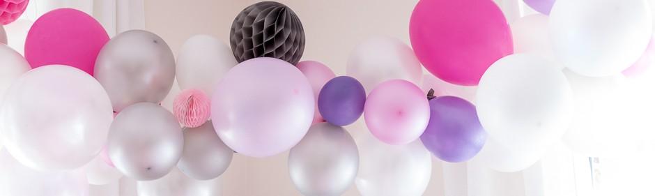 Ballongirlande beitrag