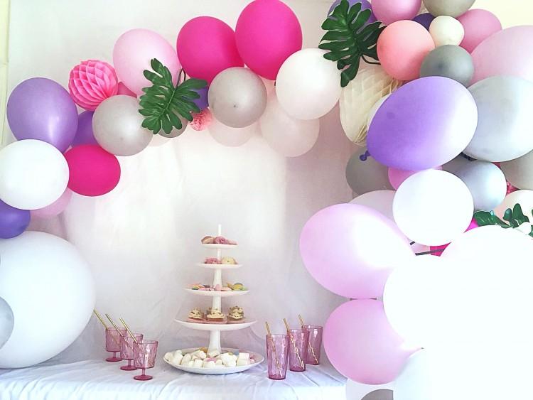 ballon-girlande