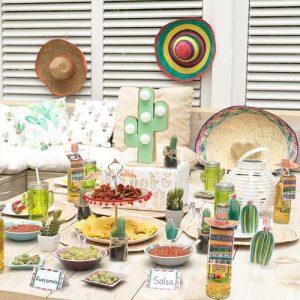 Viva la Vida – Partytipps für eine Fiesta Mexicana Sommerparty