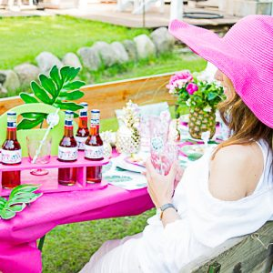 Tropical Feeling – Party-Styling für die Sommerparty