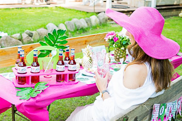 Tropical Feeling - Party-Styling für die Sommerparty