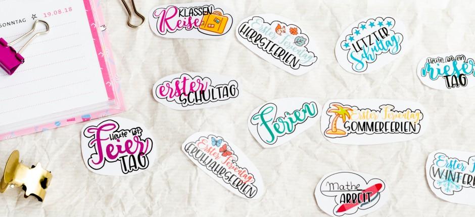 School Sticker2-7