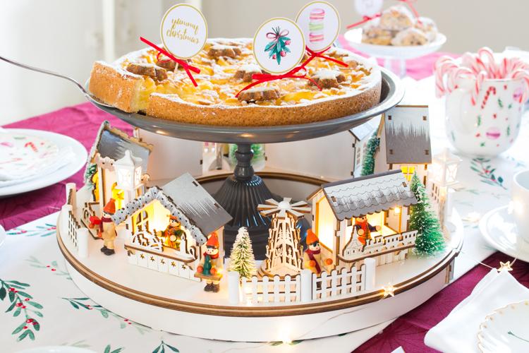 Decorize Tchibo Tischdeko Weihnachten (22 von 31)