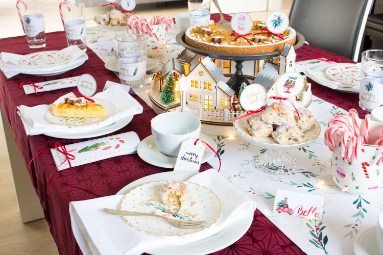 Decorize Tchibo Tischdeko Weihnachten (25 von 31)