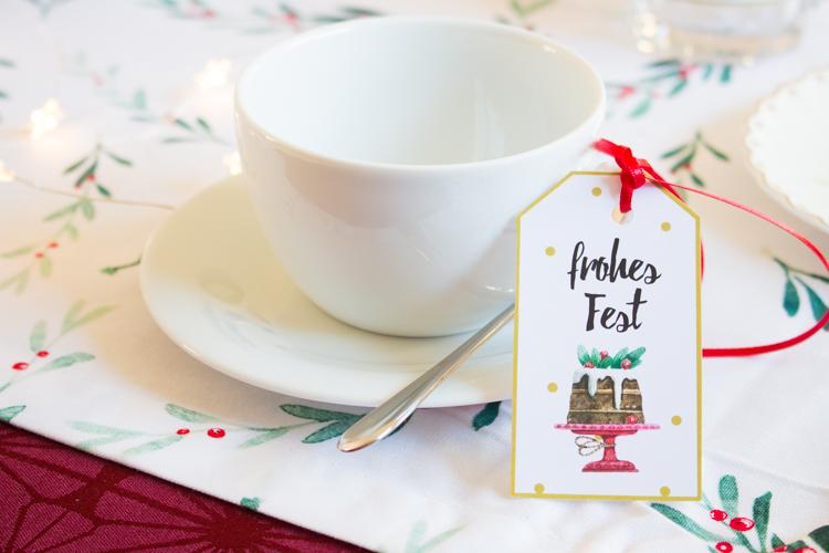 Decorize Tchibo Tischdeko Weihnachten (6 von 31)