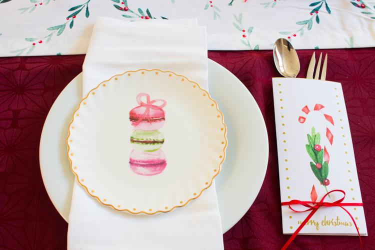 Decorize Tchibo Tischdeko Weihnachten (8 von 31)