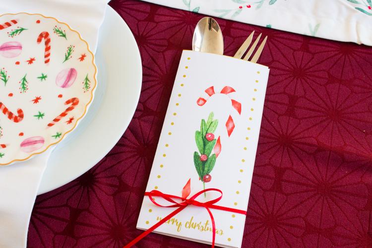 Decorize Tchibo Tischdeko Weihnachten (9 von 31)