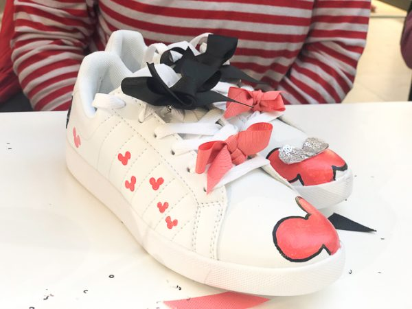 DIY Fashion Sneaker pimpen AEZ Decorize
