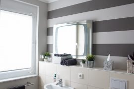 Room Make-Over: Perfekte Wandstreifen mit diesem Trick