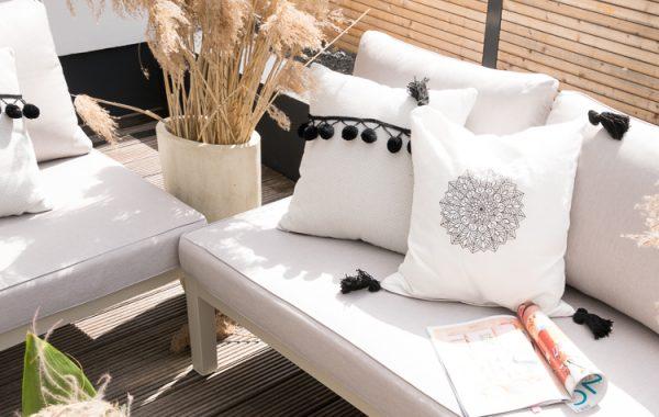 Deko Trend Graser Outdoor Lounge Im Boho Look Decorize