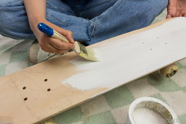 DIY Home-Accessoire: Skateboard Upcycling