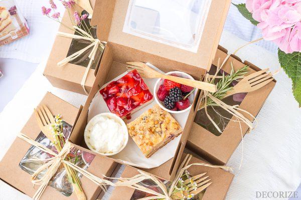 Snackbox Kuchen